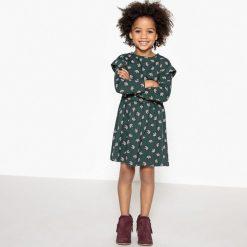 Sukienki dziewczęce: Sukienka w kwiaty, 3-12 lat
