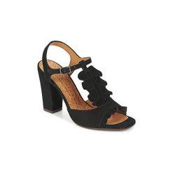 Sandały Chie Mihara  AUBO. Czarne sandały damskie Chie Mihara. Za 895,20 zł.