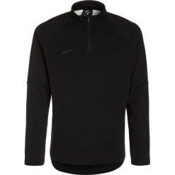 Nike Performance DRY DRILL ACADEMY Bluza black. Czarne bluzy dziewczęce Nike Performance, z materiału. Za 139,00 zł.