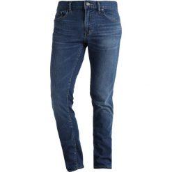 Banana Republic WARRIOR WASH Jeansy Slim Fit clean rinse. Niebieskie rurki męskie marki Banana Republic. W wyprzedaży za 341,10 zł.