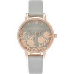 Olivia Burton LACE DETAIL Zegarek grey. Szare, analogowe zegarki damskie Olivia Burton. Za 419,00 zł.