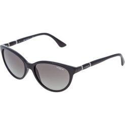 VOGUE Eyewear Okulary przeciwsłoneczne black. Czarne okulary przeciwsłoneczne damskie aviatory VOGUE Eyewear. Za 539,00 zł.
