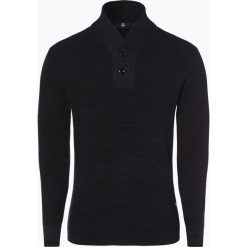 G-Star - Sweter męski – Dadin-B, czarny. Czarne swetry klasyczne męskie marki G-Star, l, z dzianiny. Za 449,95 zł.