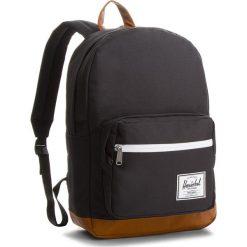 Plecaki męskie: Plecak HERSCHEL – Pop Quiz 10011-00001 Black/Tan