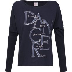 Bluzy rozpinane damskie: Bluza DEHA Granatowy