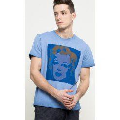 T-shirty męskie z nadrukiem: Andy Warhol by Pepe Jeans - T-shirt