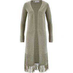 Płaszcze damskie: Płaszcz dzianinowy z kolekcji Maite Kelly bonprix new khaki