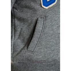 GAP TODDLER BOY COZY LOGO Kurtka przejściowa grey heather. Szare kurtki dziewczęce GAP, z bawełny. Za 149,00 zł.