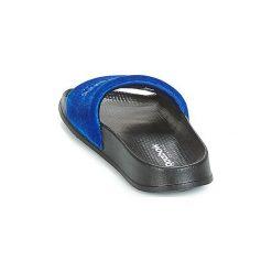 Klapki Reebok Classic  REEBOK CLASSIC SLIDE. Niebieskie klapki męskie marki NABAIJI, z kauczuku. Za 116,10 zł.