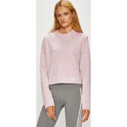 Puma - Bluza. Szare bluzy z kieszeniami damskie marki Puma, l, z bawełny, bez kaptura. Za 219,90 zł.