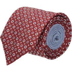 Krawat winman pomarańczowy classic 200. Brązowe krawaty męskie Recman, z bawełny. Za 129,00 zł.