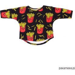 Bluza cookies. Brązowe bluzy dziewczęce rozpinane marki Pakamera, z bawełny. Za 65,00 zł.