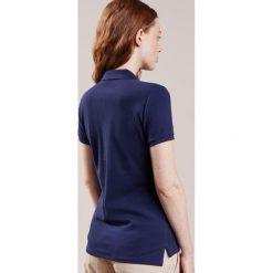 Polo Ralph Lauren JULIE POLO Koszulka polo newport navy. Czarne bluzki damskie marki Fille Du Couturier, z bawełny. Za 419,00 zł.