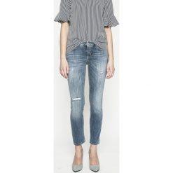 Liu Jo - Jeansy U18056.D3164. Niebieskie jeansy damskie Liu Jo. W wyprzedaży za 539,90 zł.