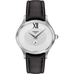 PROMOCJA ZEGAREK TISSOT BELLA ORA T103.310.16.033.00. Białe zegarki damskie TISSOT, ze stali. W wyprzedaży za 1232,00 zł.