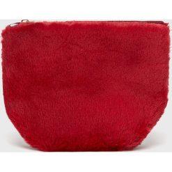 Answear - Portfel. Czerwone portfele damskie ANSWEAR, z materiału. W wyprzedaży za 39,90 zł.
