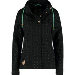 Odzież damska: Ragwear LYNX DOTS Kurtka wiosenna black