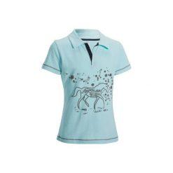 Bluzki dziewczęce z krótkim rękawem: Koszulka polo Flower power nie