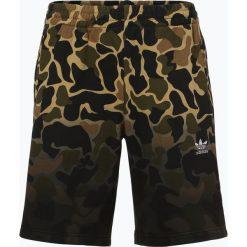 Bermudy męskie: adidas Originals - Spodnie dresowe męskie, zielony