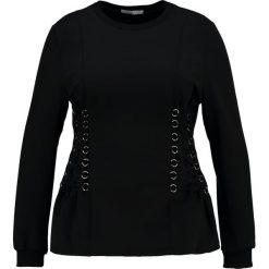 Bluzy rozpinane damskie: Glamorous Curve JUMPER Bluza black