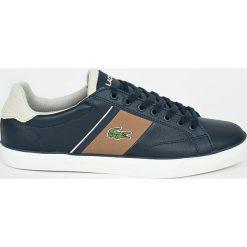 Lacoste - Buty Fairlead 118. Szare buty skate męskie Lacoste, z gumy, na sznurówki. W wyprzedaży za 319,90 zł.