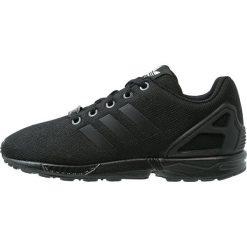 Adidas Originals ZX FLUX  Tenisówki i Trampki core black. Czarne tenisówki męskie marki adidas Originals, z materiału. W wyprzedaży za 209,25 zł.