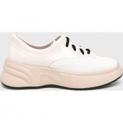 Melissa - Buty Ugly. Szare buty sportowe damskie Melissa, z gumy. Za 549,90 zł.