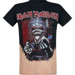 T-shirty męskie z nadrukiem: Iron Maiden A Real Dead One T-Shirt czarny/beżowy