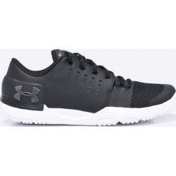 Under Armour - Buty Limitless TR 3.0. Szare buty fitness męskie marki Under Armour, z materiału, na sznurówki. W wyprzedaży za 299,90 zł.