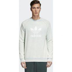 Bluza adidas Trefoil Crew (CV8645). Szare bluzy męskie marki Nike, m, z bawełny. Za 112,50 zł.