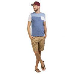 T-shirty męskie: Protest T-Shirt Męski Reward S Niebieski