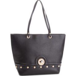 Torebka VERSACE JEANS - E1VSBBMA 70786 899. Czarne torebki klasyczne damskie Versace Jeans, z jeansu. Za 649,00 zł.
