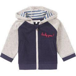 """Bluzy niemowlęce: Bluza """"Gunbarrel"""" w kolorze granatowo-kremowym"""