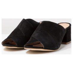 Chodaki damskie: Shoe The Bear MARRY Klapki black