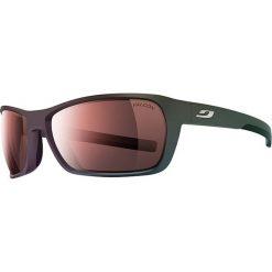 """Okulary przeciwsłoneczne męskie: Okulary przeciwsłoneczne """"Blast"""" w kolorze czarno-fioletowym"""
