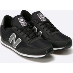 New Balance - Buty U410CC. Czarne halówki męskie marki New Balance. Za 299,90 zł.