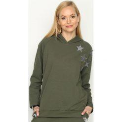 Bluzy damskie: Khaki Bluza Few Stars