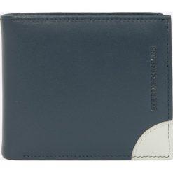 Portfele męskie: Trussardi Jeans - Portfel skórzany Corner Smooth