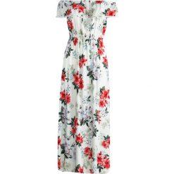 Sukienki: Biało-Różowa Sukienka Remember Me