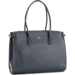 Torebka FURLA - Pin 943447 B BLS0 OAS Blu d. Niebieskie torebki klasyczne damskie marki Furla, ze skóry. Za 1575,00 zł.