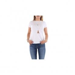 T-shirty z krótkim rękawem Patrizia Pepe  2J2165/A3IG. Czarne t-shirty damskie marki Patrizia Pepe, ze skóry. Za 270,69 zł.