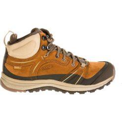 Buty trekkingowe damskie: Keen Buty damskie Terradora Leather WP Mid Timber/Cornstalk r. 37.5  (1017752)