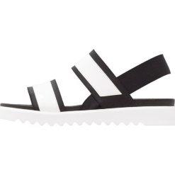 Sandały damskie: Steve Madden SAKE Sandały na platformie white