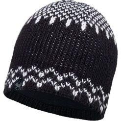 Czapki męskie: Buff Czapka Knitted & Polar Harper Black