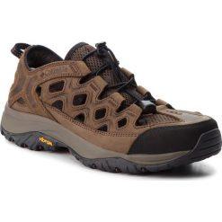 Sandały COLUMBIA - Terrebonne Sandal BM4520 Cordovan/Madder Brown 231. Brązowe sandały męskie skórzane Columbia. W wyprzedaży za 399,00 zł.