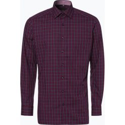 Finshley & Harding - Koszula męska łatwa w prasowaniu, czerwony. Czarne koszule męskie non-iron marki Finshley & Harding, w kratkę. Za 129,95 zł.