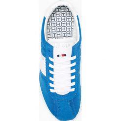 Tommy Hilfiger - Buty. Czarne buty skate męskie TOMMY HILFIGER, z materiału. W wyprzedaży za 299,90 zł.