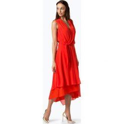 Sukienki: Comma – Sukienka damska, czerwony