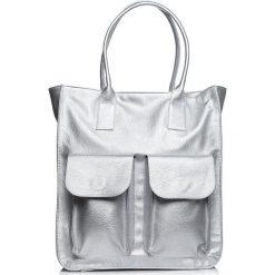 HOPE Torebka - model 2. Szare torebki klasyczne damskie Stylove, w paski, duże. Za 159,00 zł.