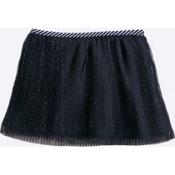 Blukids - Spódnica dziecięca 68-98 cm. Czarne spódniczki dziewczęce Blukids, z materiału, mini. W wyprzedaży za 59,90 zł.